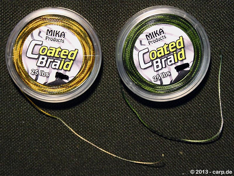 MIKA Coated Braid im Test