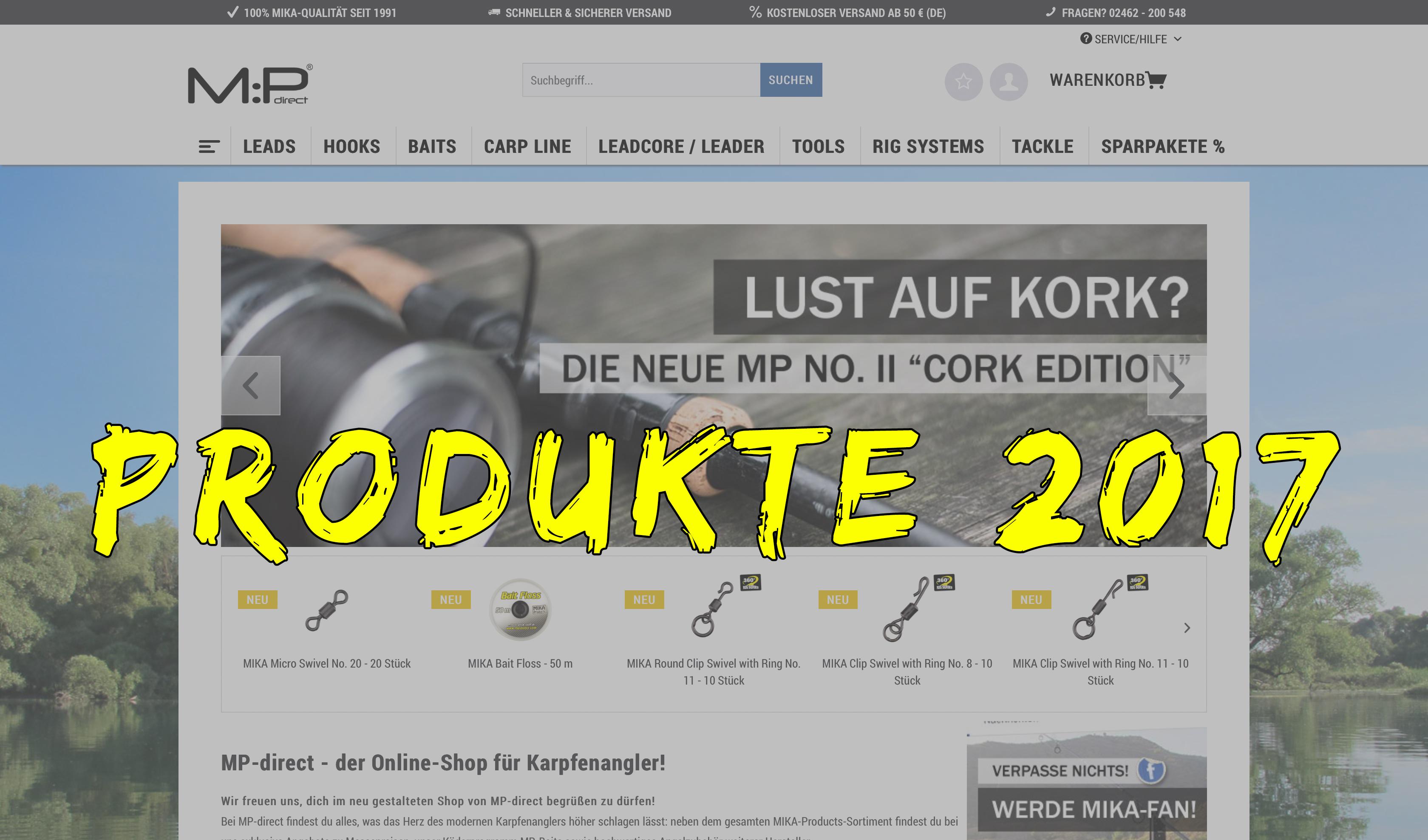 RÜCKBLICK: PRODUKTE DES JAHRES 2017