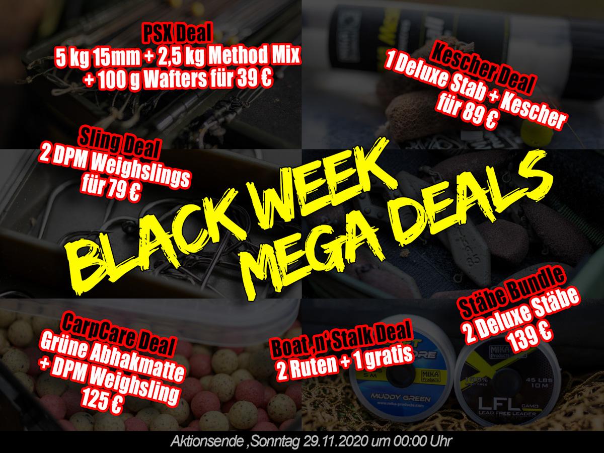 Black Week – Mega Deals!!!