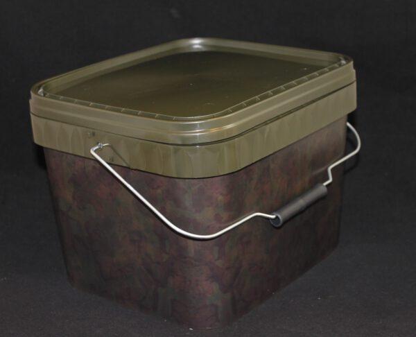 Camo-10-Liter-Bucket-Quality-Metal-Handle