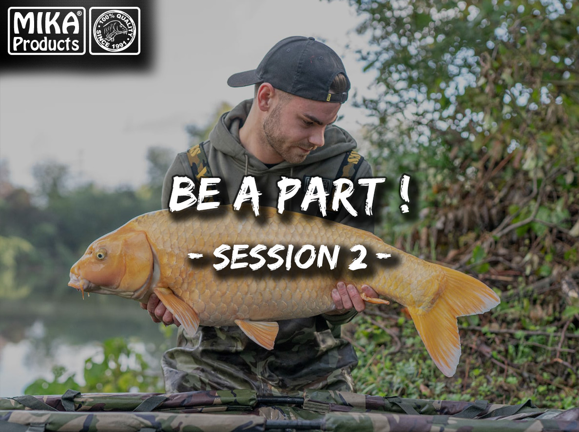 Be a Part…! – Session 2